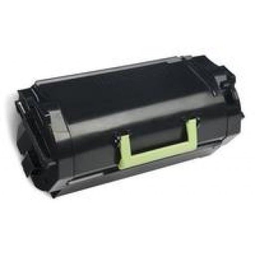 Lexmark 52D2H00, High Capacity Return Program Toner Cartridge- Black, MS810, MS811, MS812- Genuine
