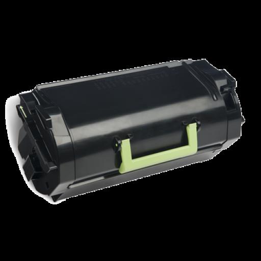 Lexmark 62D2000, 622 Return Program Toner Cartridge, MX711, MX810, MX811, MX812 - Black Genuine