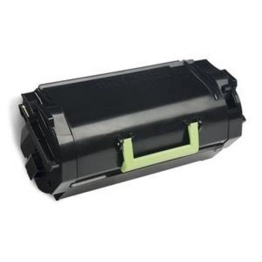 Lexmark 62D2X00, Return Program Toner Cartridge Extra HC Black, MX711, 810, 811, 812- Original
