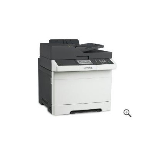 Lexmark CX410DE A4 Colour Multifunctional Laser Printer