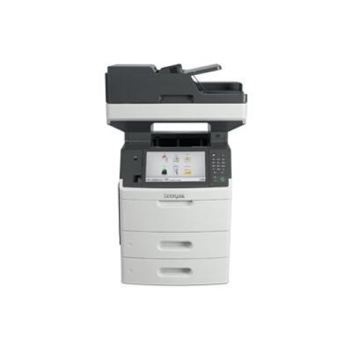 Lexmark MX710DHE A4 Mono Multifunctional Laser Printer