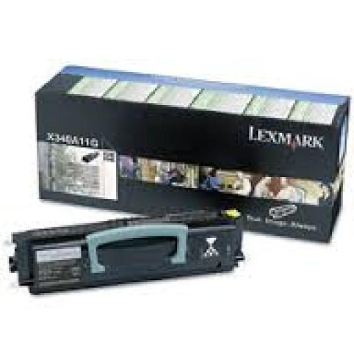 Lexmark X340H21G, Toner Cartridge HC Black, X342- Original
