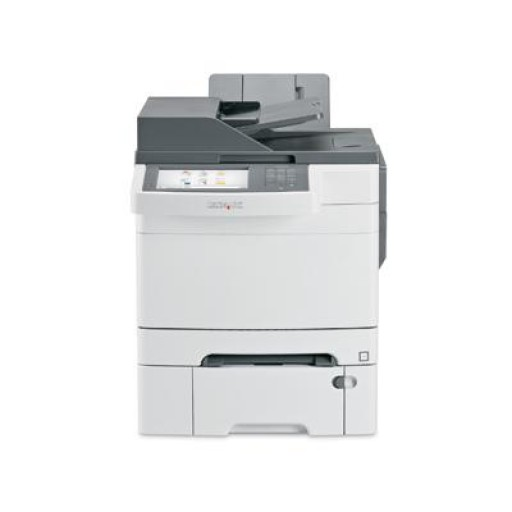 Lexmark X548DTE A4 Colour Multifunction