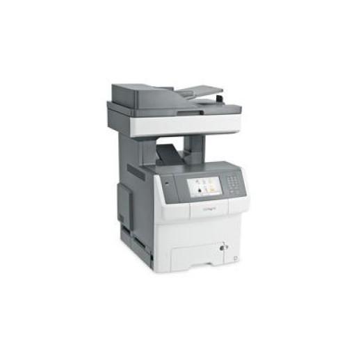 Lexmark X748de A4 Colour Laser Multifunction -Professional