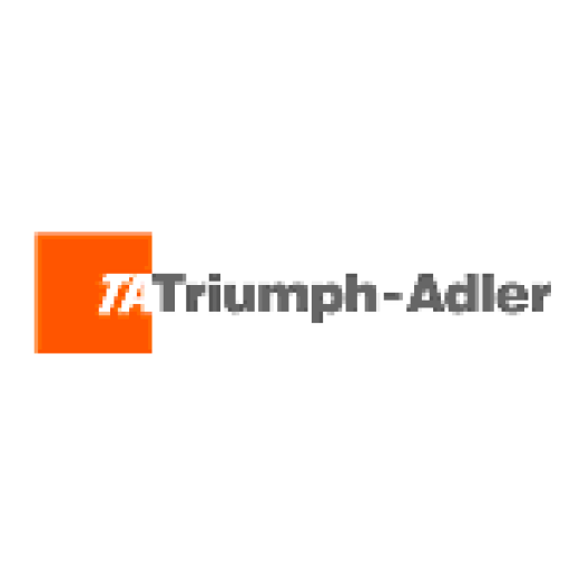 Triumph-Adler 652610111, Toner Cartridge Cyan, DCC2526- Original