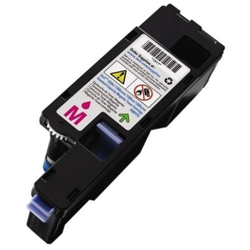 Dell 593-11022, Toner Cartridge Magenta , 1250c, 1350cnw, 1355cn, C1760nw, C1765nfw- Genuine
