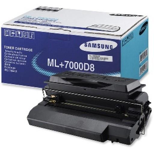 Samsung ML-7000D8 Toner Cartridge - Black Genuine