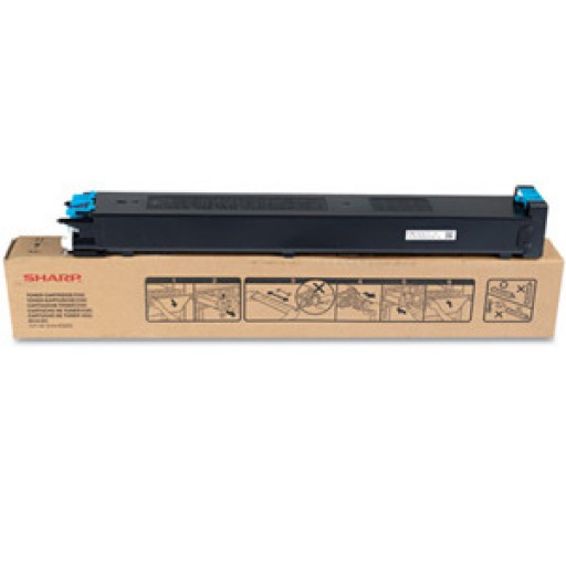 Sharp MX23GTCA, Toner Cartridge Cyan, MX-2310, MX-2314, MX-2614, MX-3111- Original