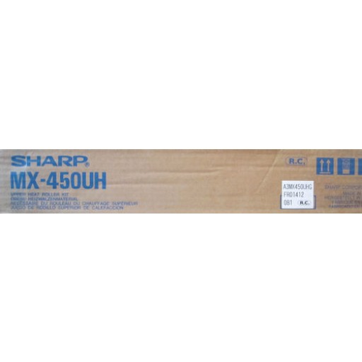 Sharp MX-450UH Upper Heat Roller Kit MX-3500 MX-4500 - Genuine
