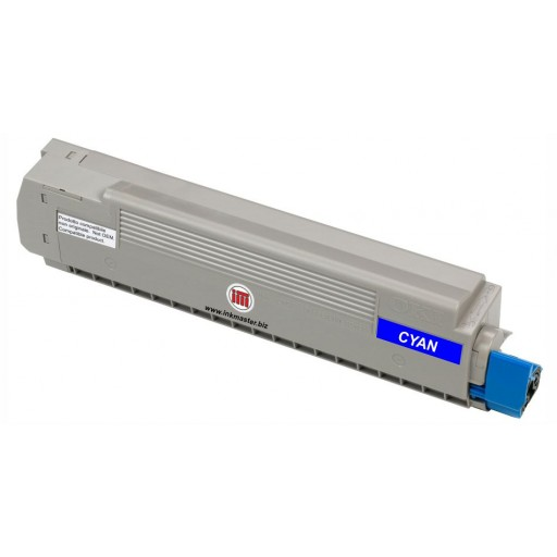 OKI 44059259 Toner Cartridge Cyan, ES8451, ES8461- Genuine