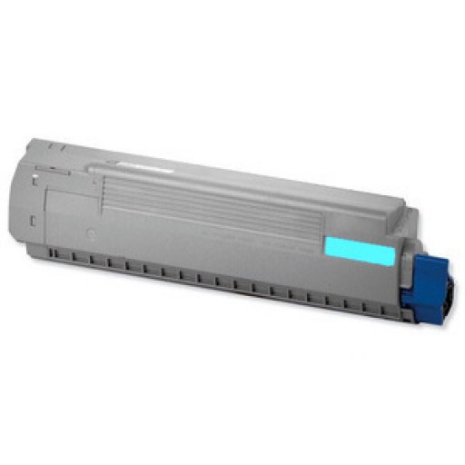 Oki 44844507, C831/841 Toner Cartridge - Cyan
