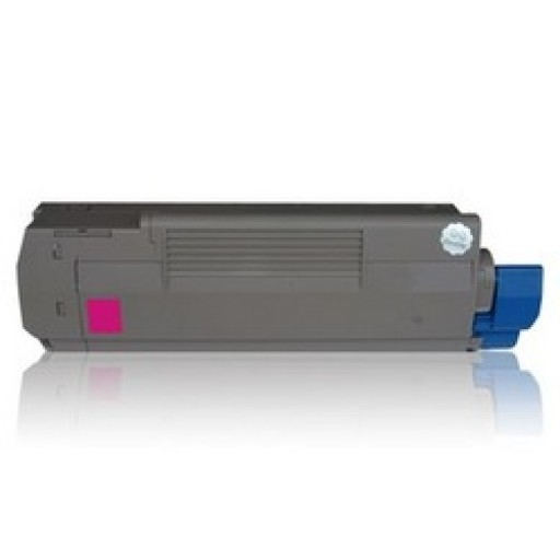 OKI 44059262 Toner Cartridge Magenta, ES8451, ES8461- Genuine