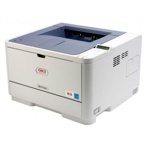 OKI B411DN A4 Mono Laser Printer