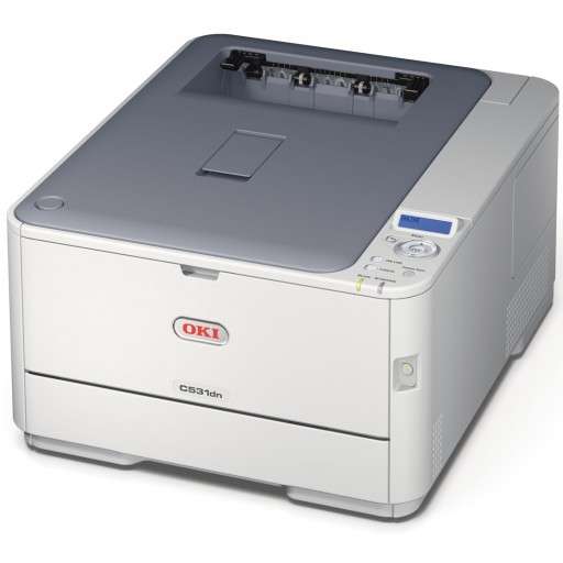 OKI C531DN A4 Colour Laser Printer