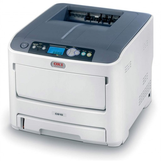 OKI C610DN A4 Colour Laser Printer