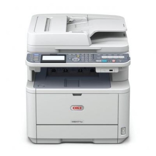 OKI MB471DNW A4 Multifunctional Laser Printer