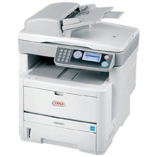 OKI MB471W A4 Mono Multifunction Printer