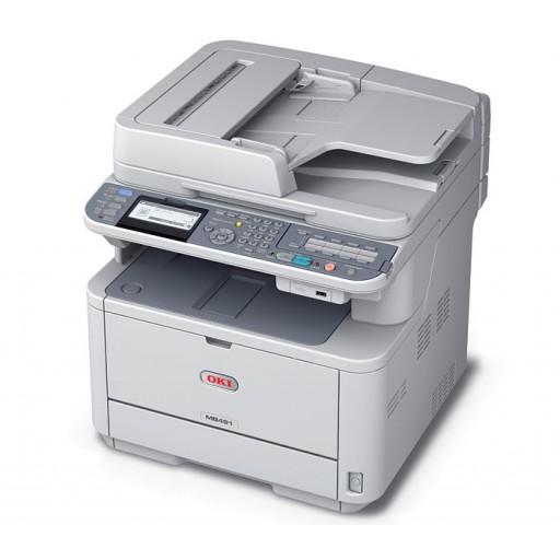 OKI MB491 A4 Mono Multifunction Printer