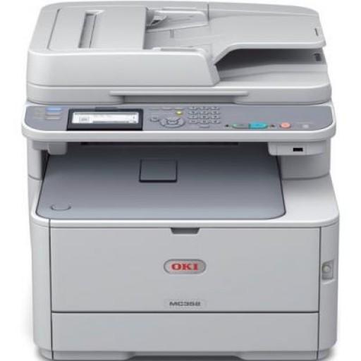 OKI MC362DN A4 Colour Laser Multifunction