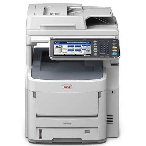 OKI MC760, Colour Multifunction Printer