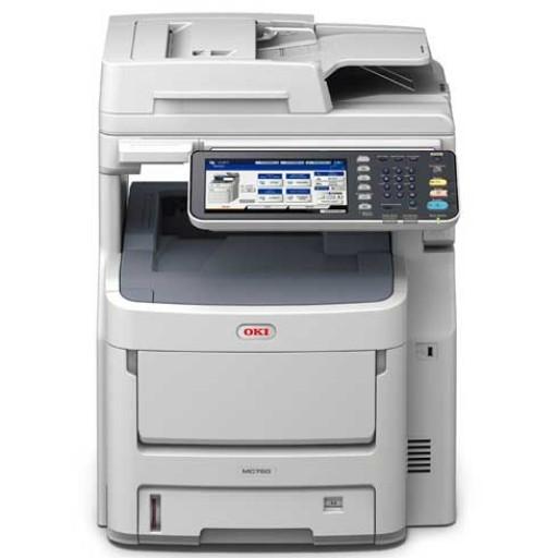 OKI MC760dn fax A4 Colour, Colour Laser Multifunction
