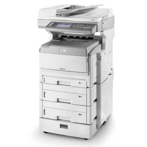 OKI MC851CDTN A3 Colour Laser Multifunction Printer