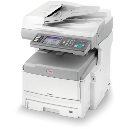 OKI MC851DN A3 Colour Multifunction LED Laser Printer