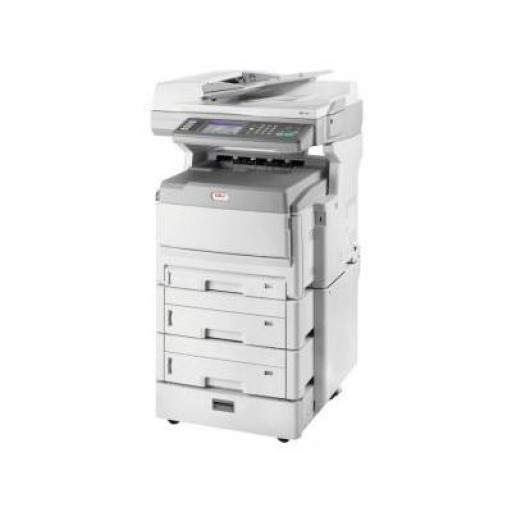 OKI MC860CDXN A3 Colour Laser Multifunction-Clearance