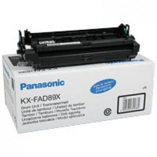 Panasonic KX-FAD89X Drum, KX FL401, FL421 - Black Genuine