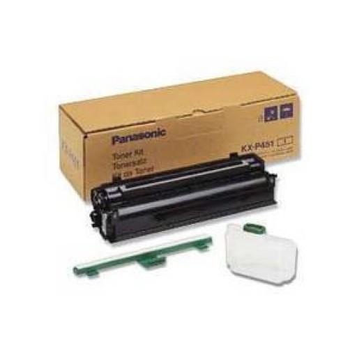 Panasonic KX-P451 Toner Cartridge, KX P4420 - Black Genuine