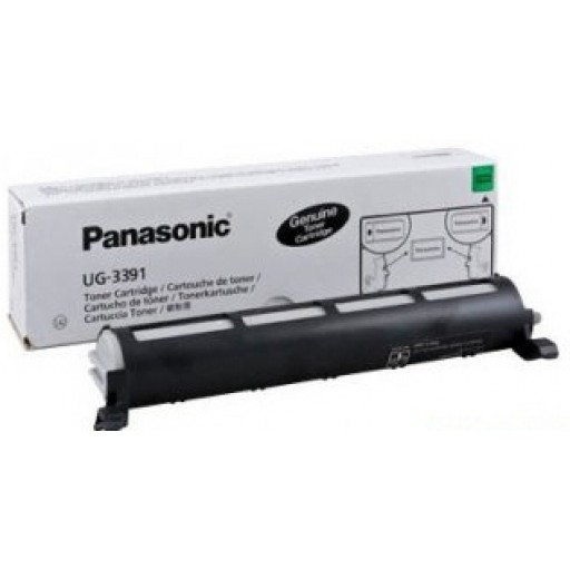 Panasonic UG3391 Toner Cartridge, UF-4600 - Black Genuine