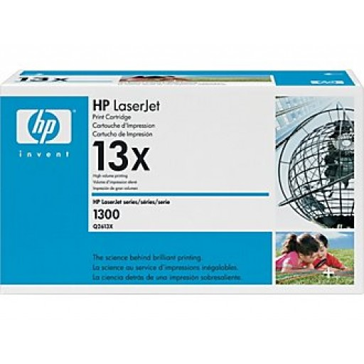 HP Q2613X, Toner Cartridge HC Black, LaserJet 1300- Original