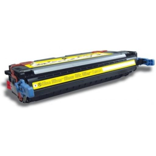 HP Q6462A, Toner Cartridge Yellow, LaserJet 4730, CM4730, CM4753- Compatible
