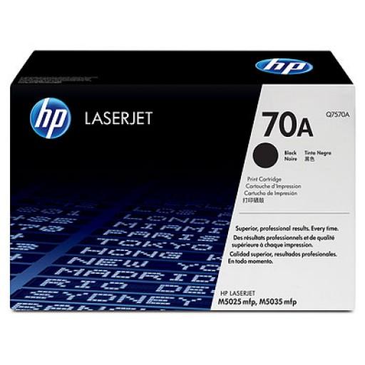 HP Q7570A, Toner Cartridge Black, M5025, M5035- Original