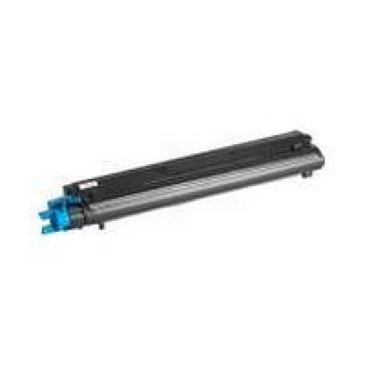 QMS 1710530-004, Toner Cartridge Cyan, Magicolor 7300- Original