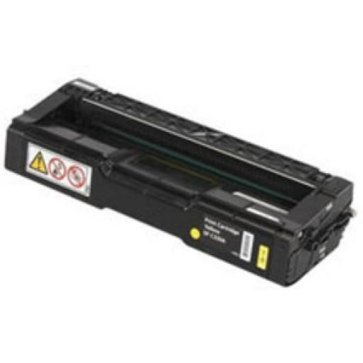 Ricoh, 406351, Toner Cartridge Yellow, SP C231, C232, C310, C242, C310, C311, C312- Original