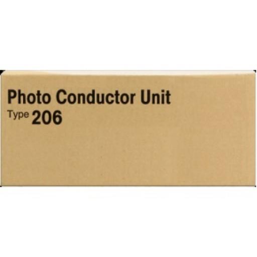 Ricoh 400511, Laser Toner Photoconductor, AP206- Original