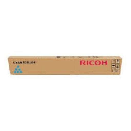 Ricoh 828164, Toner Cartridge Cyan, Pro C651EX, C751EX- Original