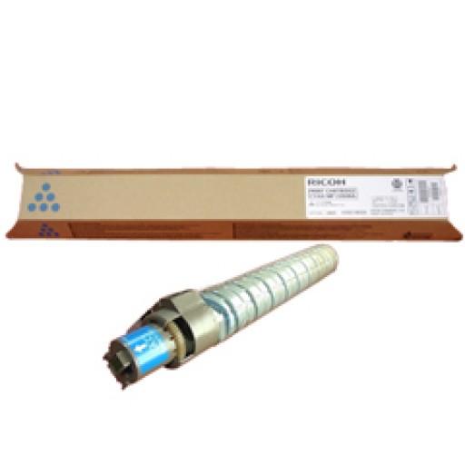 Ricoh 884981 Toner Cartridge Cyan, MP C3500, MP C4500 - Genuine