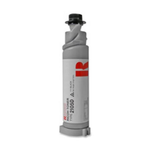 Ricoh 889614 Toner cartridge Black, Type 2205D, Aficio 250 - Genuine