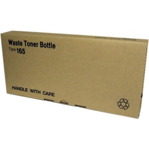Ricoh 402450 Waste Toner Bottle, Type 165, CL3500 - Genuine