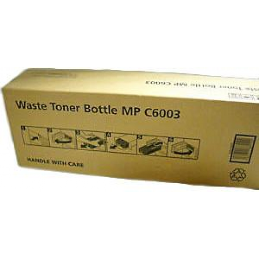 Ricoh D149-6400, Waste Toner Bottle, MP C3003, C3503, C4503, C5503, C6003- Original
