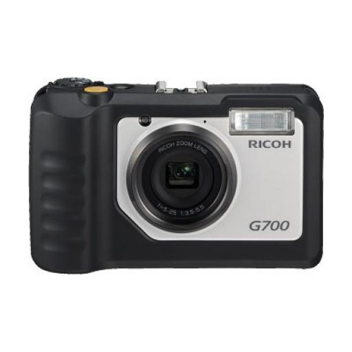 Ricoh G700 Black/White Digital Camera