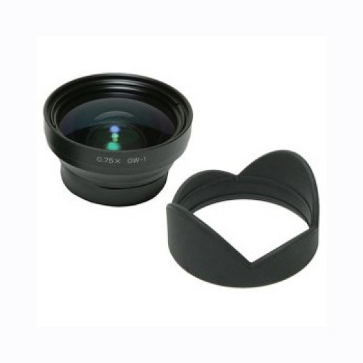 Ricoh GW-1, 0.75 x Wide Conversion Lens