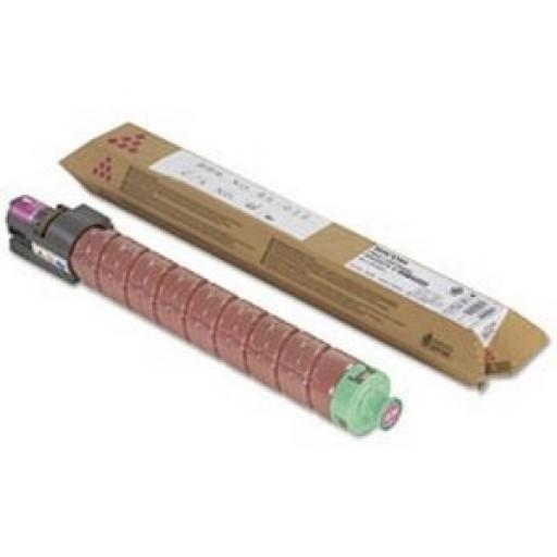 Ricoh 841454, Toner Cartridge Magenta, MP C4000, C5000, C5501- Original