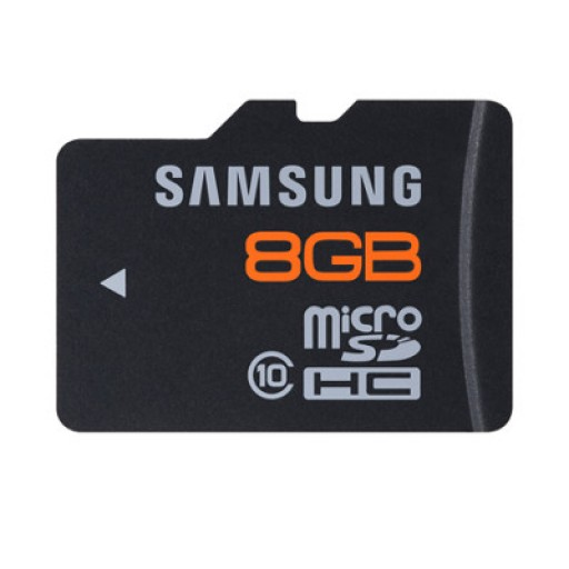 Samsung 8GB Micro SDHC Class 10