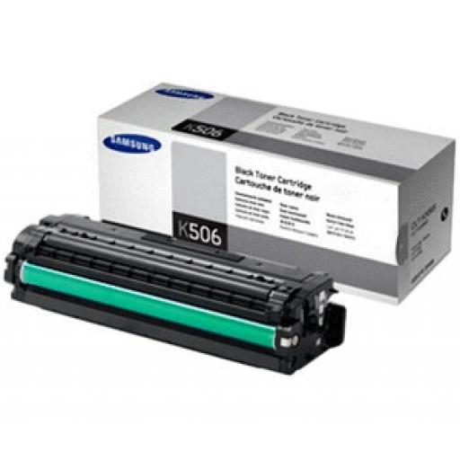 Samsung CLT-K506S, Toner Cartridge Black, CLP-680, CLX-6260- Original