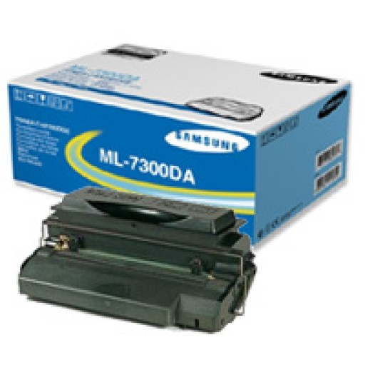 Samsung ML-7300DA Toner Cartridge, ML-7300N - Black Genuine