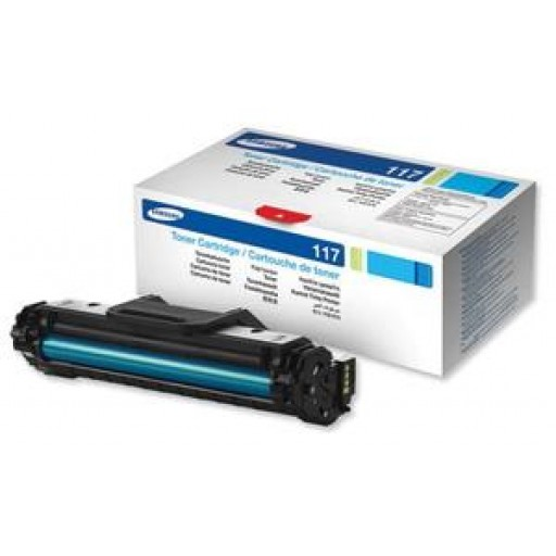 Samsung MLT-D117S Toner Cartridge, SCX 4655 - Black Genuine