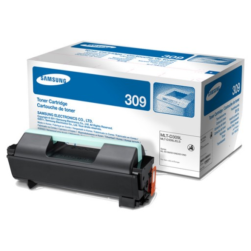 Samsung MLT-D309L/ELS, ML5510/ML6510 Toner Cartridge - Black Genuine
